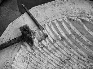 Realizzazione di un manufatto in pietra di Rapolano