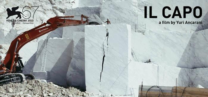 il lavoro nelle cave di marmo nel film documentario del giovane videomaker Yuri Ancarani