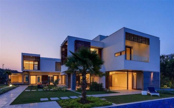 Contemporary-E4-Residence-by-DADA-Partners-in-India