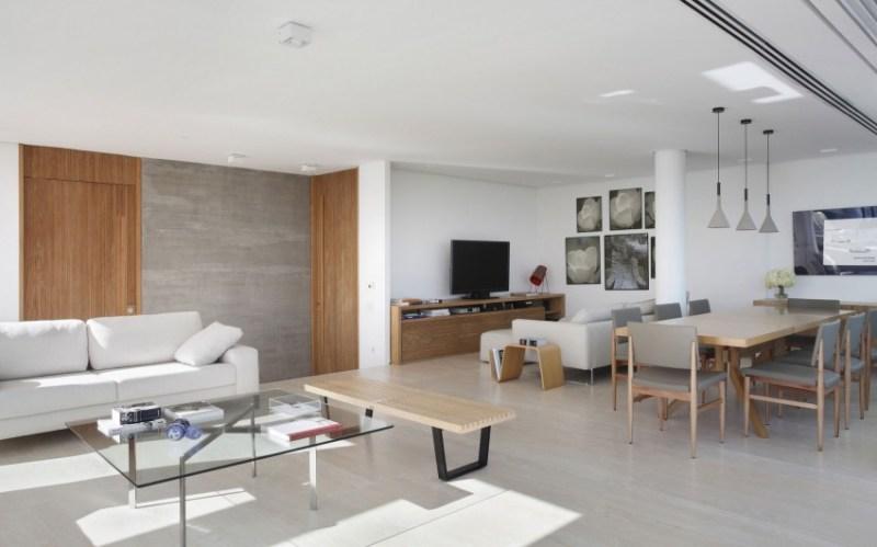 JMF-Residence-pavimento in marmo interni