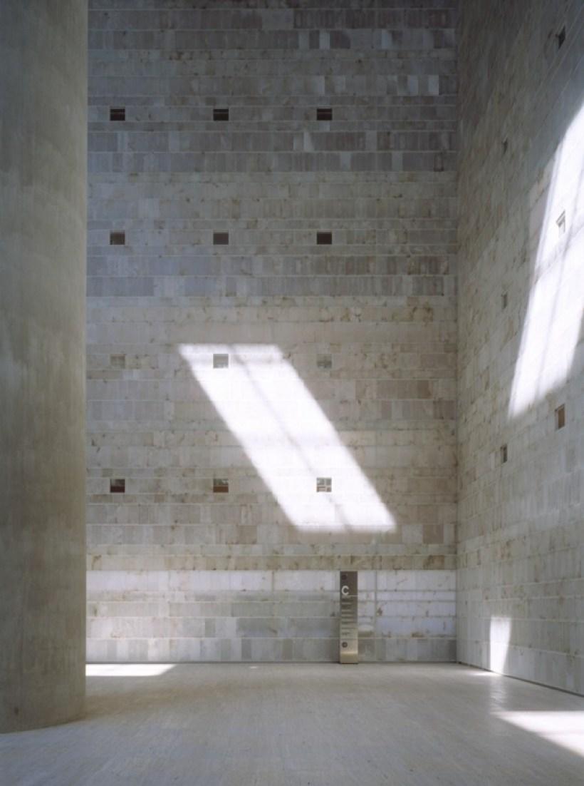 parete-alabastro-caja-granada-banca-spagna-architetto-campo-baeza