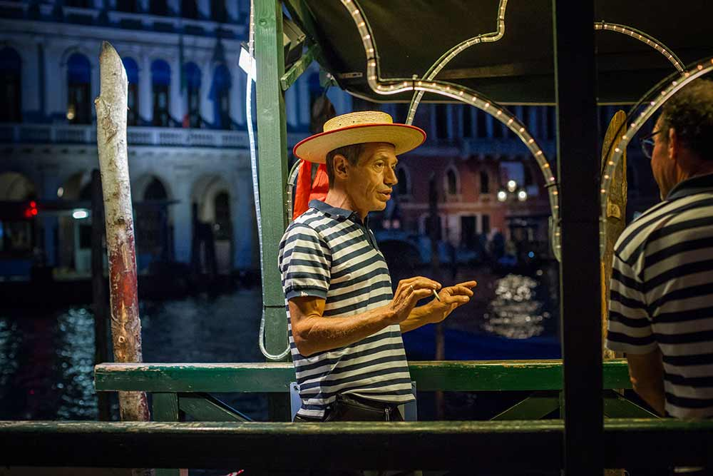 Gondolier, Italywise