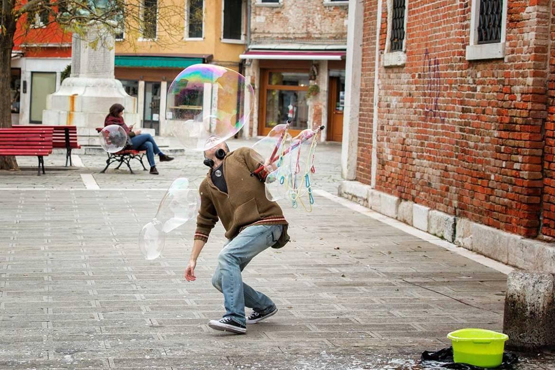 Venice Street Performers