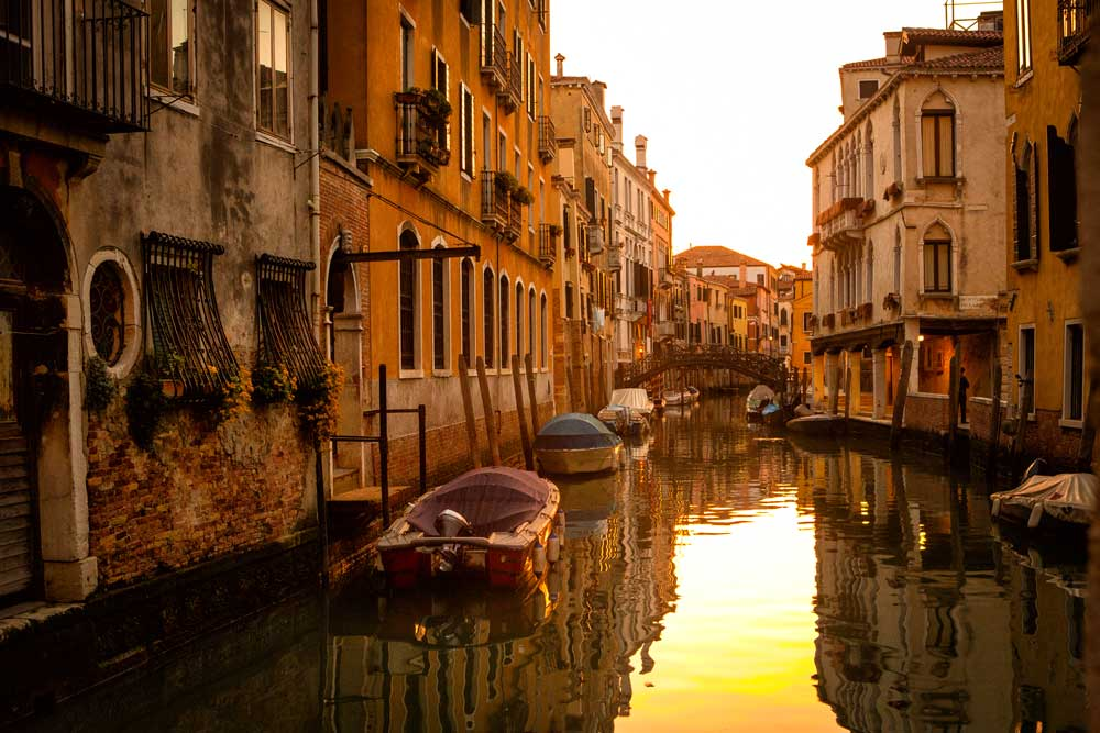 Venice, tranquility, Italywise