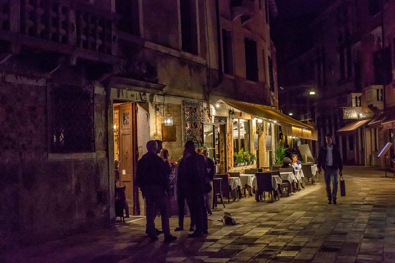 Venice at Night