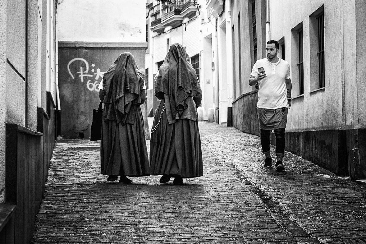 Nuns, Jed Smith Photography