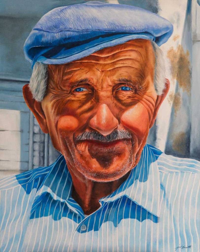 Kindness - New Oil Painting by Jed