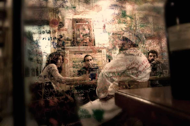 """Parlano Con Il Cuoco"" - They Speak with the Cook"