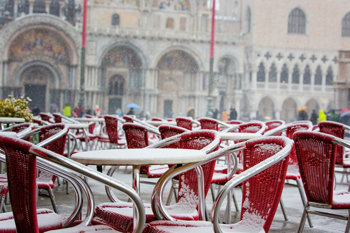 Jed Smith Photography, Venice Snow