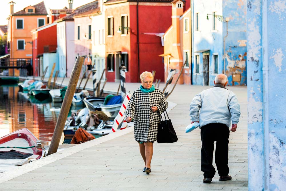 Italian street life, Italywise