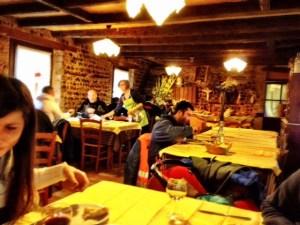 Agriturismo di Ivan, about 20 minutes outside of Udine, in Friuli Venezia Giulia