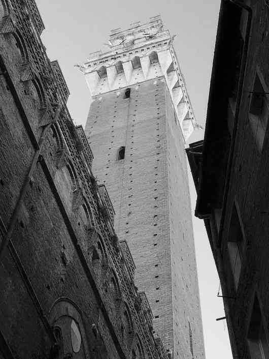 Siena, Torre del Mangia