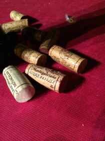 Tappi di Vino Nobile di Montepulciano