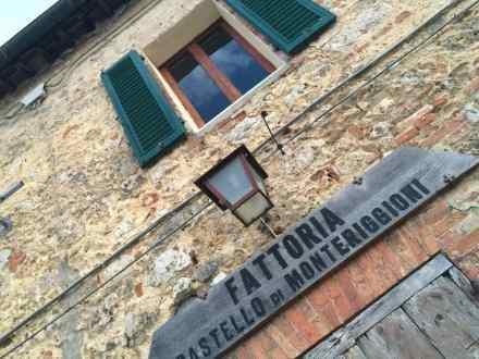 Monteriggioni, Fattoria del Castello