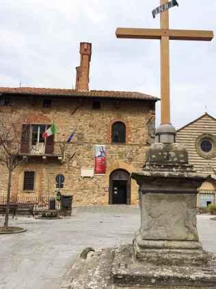 Lucignano, Museo Civico e Palazzo Comunale