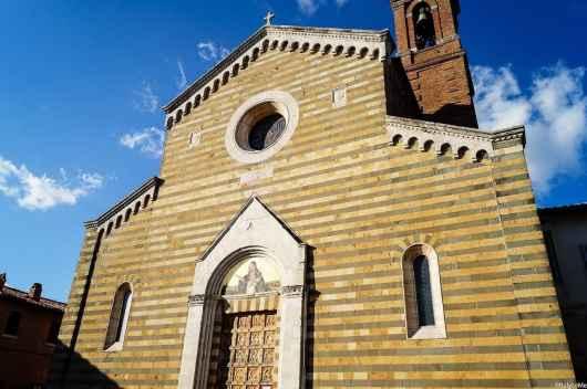 Chiesa di Sant'Agnese, Montepulciano