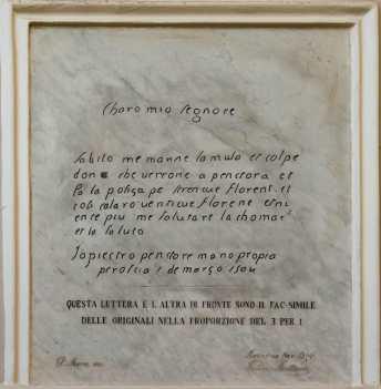 Pietro perugino accetta la proposta del sindaco, città della pieve