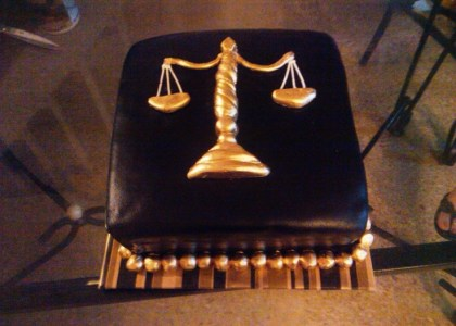 cake for lawyers