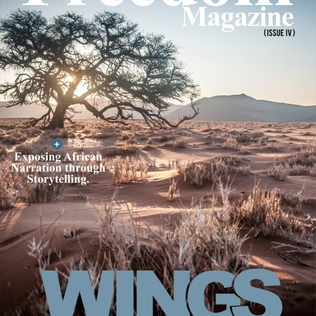 wings to fly magazine cover