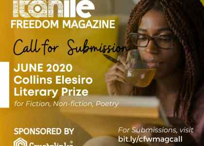 June 2021 Collins Elesiro Literary Prize
