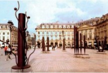 Place Vendôme - Paris - 2000
