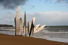 Les braves à Omaha Beach 2004