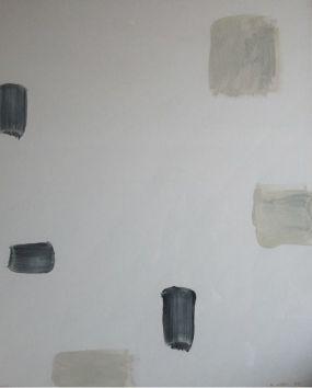 Lee Ufan Winds, 1992 Huile et pigments minéraux sur toile 90,9 x 72,7 cm