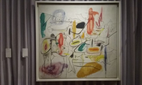 Guggenheim, Full abstraction in Brussels