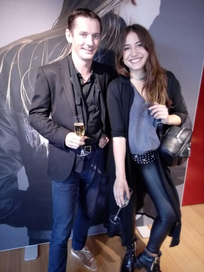 Olivier Freulon et Izïa Higelin