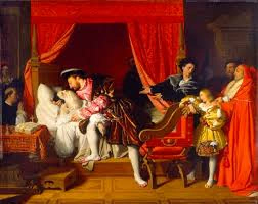 Léonard en France, Le maître et ses élèves 500 ans après la traversée des alpes