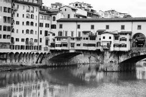 Pont habitation