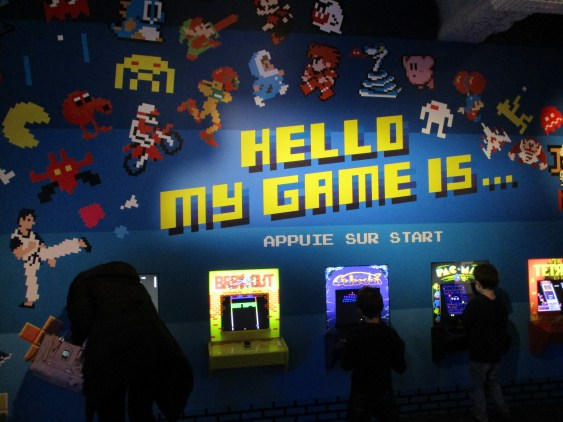 Hello, my game is