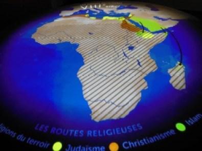 L'Afrique des routes