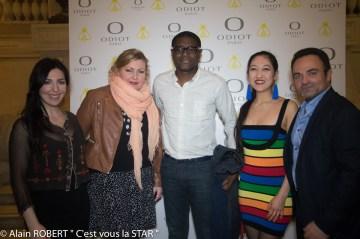 Aurélia Khazan, Myriam Larrière, Dany Dombi, Mi Kwan Lock, Laurent Amar