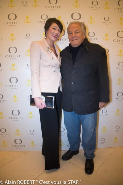 Pia Piard et Massimo Gargia