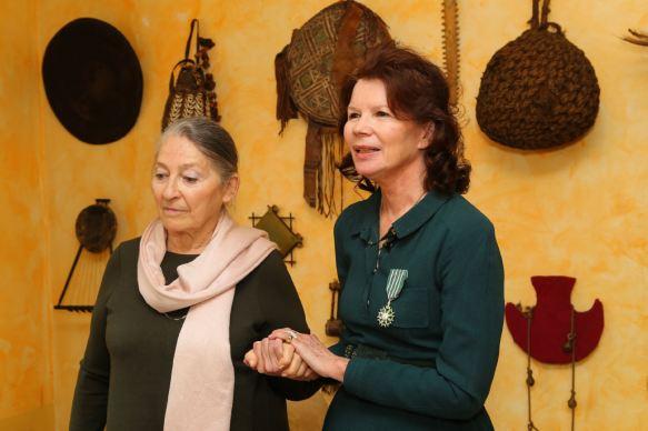 Maia Paulin et Martine Boulart photo : Karel de Gendre