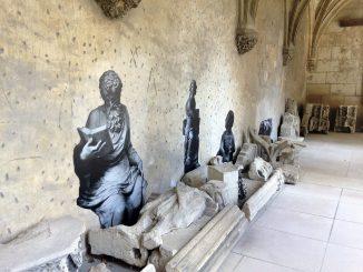 Les dormeurs de Saint Denis – photographies de Jean-Christophe Ballot