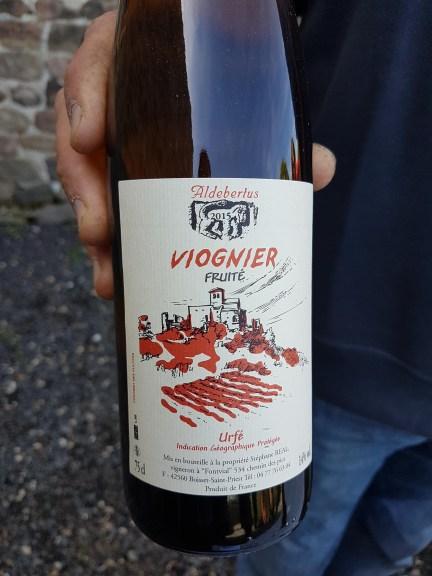 La version moelleuse du vin d'Urfé