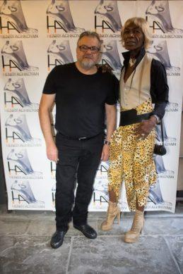 Henry Achkoyan et Dexter Dex Tao