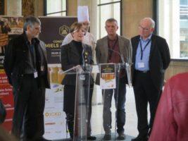 1er concours des Miels de France