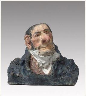 Sculptures polychromes Musée d'Orsay