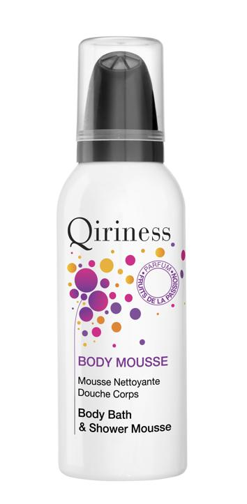 Body Mousse Passion - Qiriness