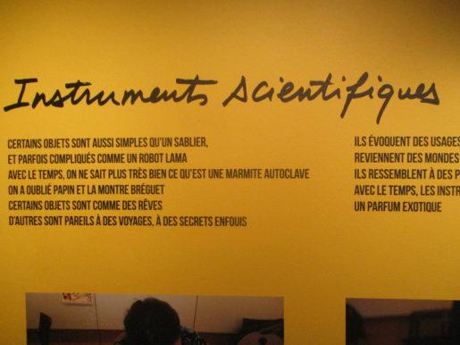 Mangez le musée