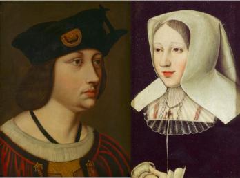 Marguerite et Philibert, la belle histoire de Brou