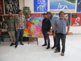 Arnaud Liard, Hobz, Zénoy, Lek, Jérôme Mesnager
