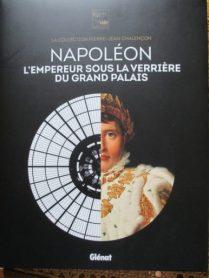 le catalogue édité par Glénat