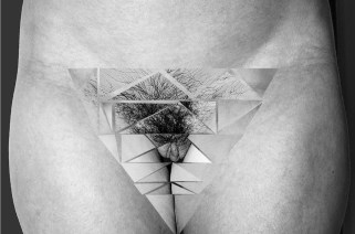 Dysmorphie d'Olga Laz -photo