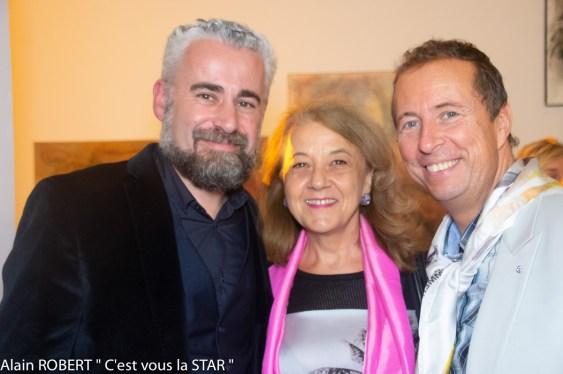 Emmanuel Pierre, Véronique Grange-Spahis, Franck Clere
