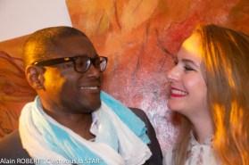 Dany Dombi et Sarah Frivole