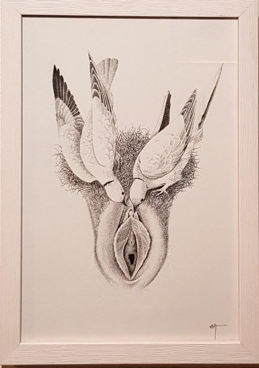 Le nid par Anne Mathurin